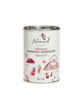 Load image into Gallery viewer, Nomad Chocolate Dark hot chocolate with spices and beetroot, vegan, organic, dairy and gluten free hot chocolate.