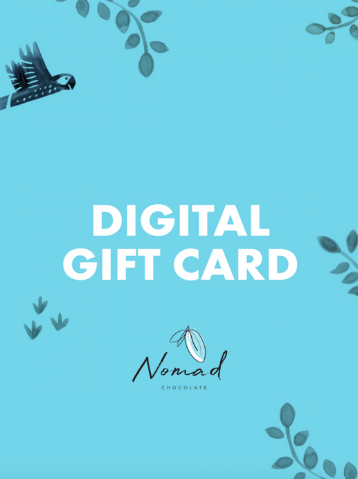 Nomad Chocolate digital gift card