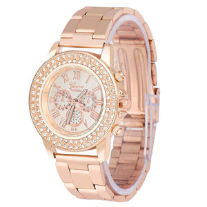 Rose Gold Watch - UShopO Online Store