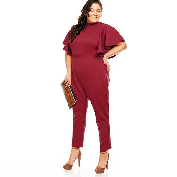 Slim Pencil Pants Jumpsuit - UShopO Online Store