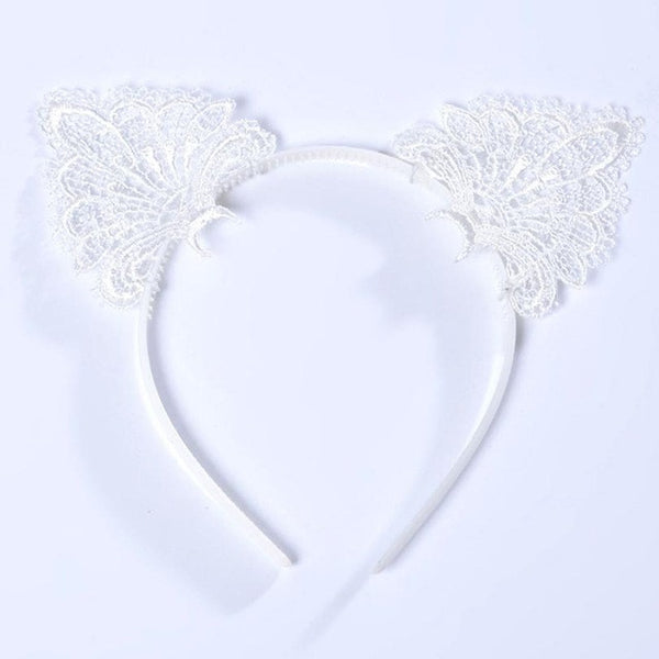 Cat Ears Headband - UShopO Online Store