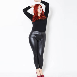 Faux Leather Leggings - UShopO Online Store