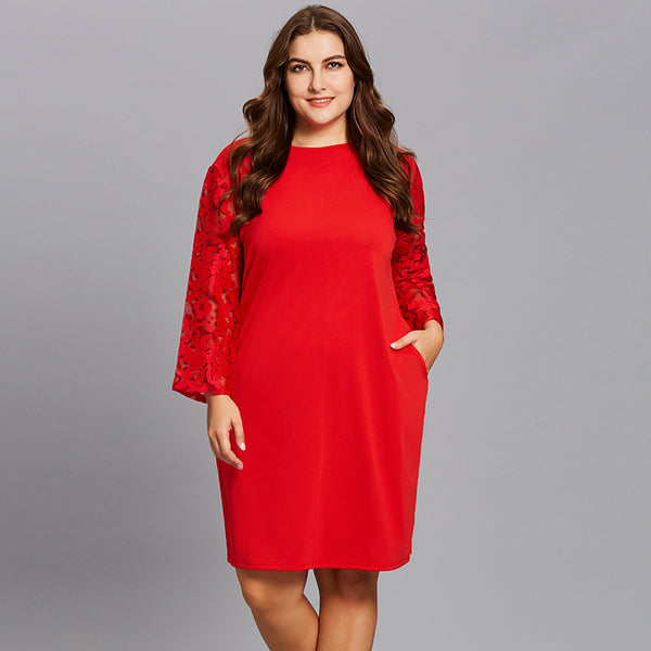 Little Red Dress - UShopO Online Store