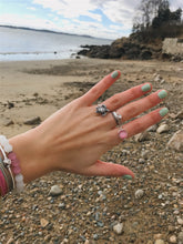 Silver Turtle Ring - Nautical Sun Beads