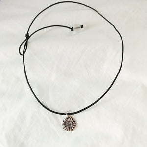 Sunflower Choker - Nautical Sun Beads