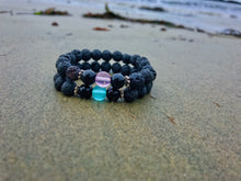 Perfect Pair Bracelets - Nautical Sun Beads