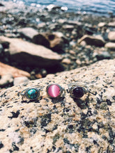 Purple Jasper Ring - Nautical Sun Beads