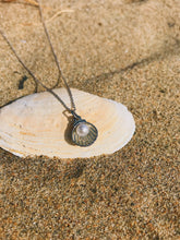 Oyster Pearl Necklace - Nautical Sun Beads