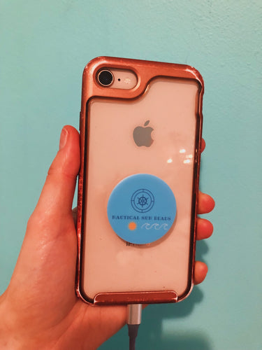 Nautical Pop Sockets