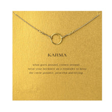 Karma Necklace - Nautical Sun Beads