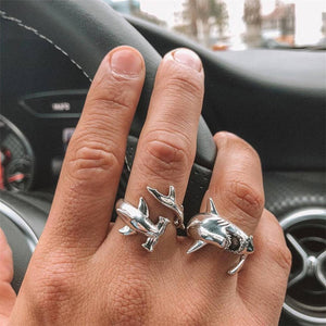 Save the Sharks Rings