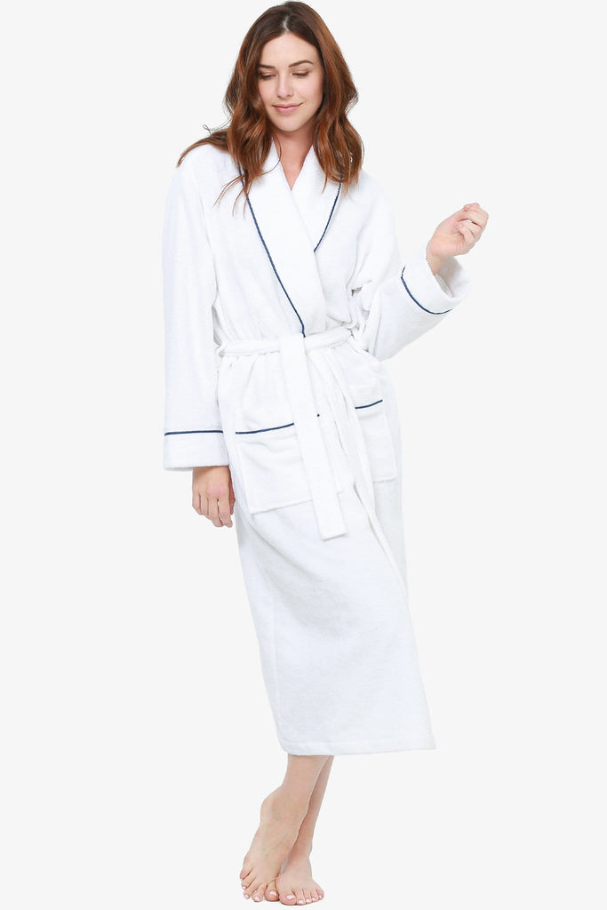 JNY - The Perfect Spa Robe (White)