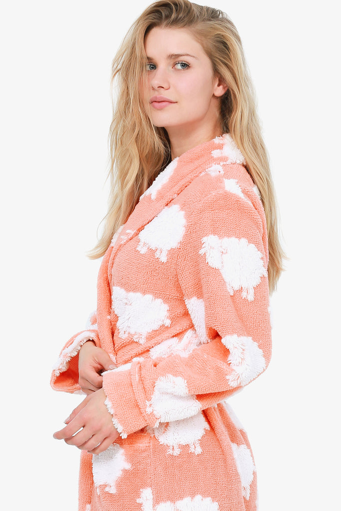 The Cozy Sheep Robe