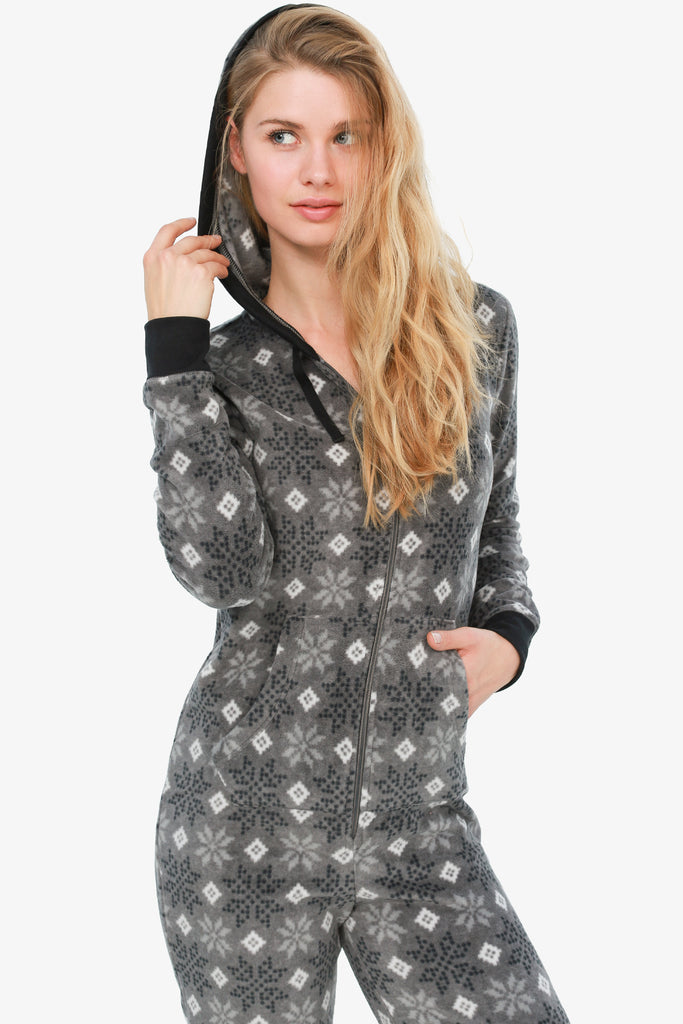 Ultimate Snowflake Onesie-Only Large