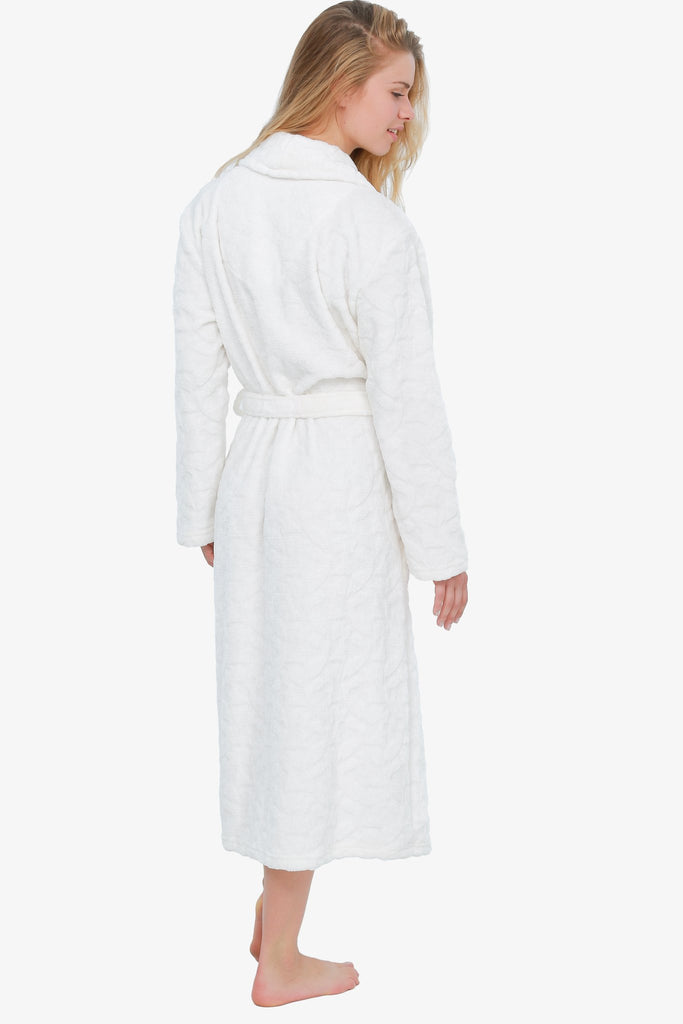 THE WALL IVY ROBE (IVORY)