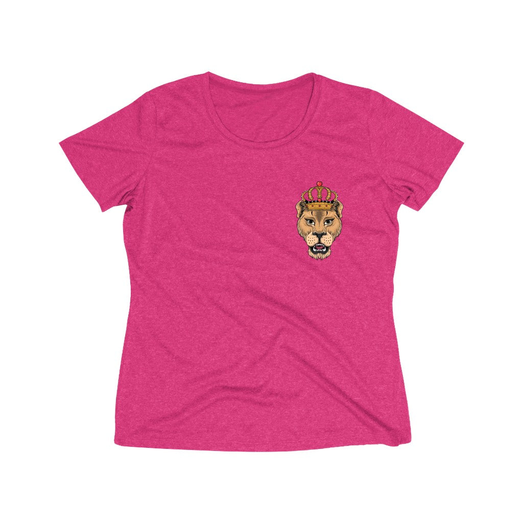 Lioness Heather Wicking Tee