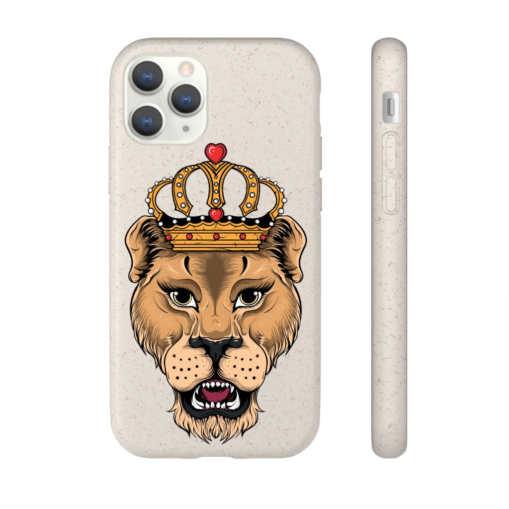 Lioness Biodegradable Case