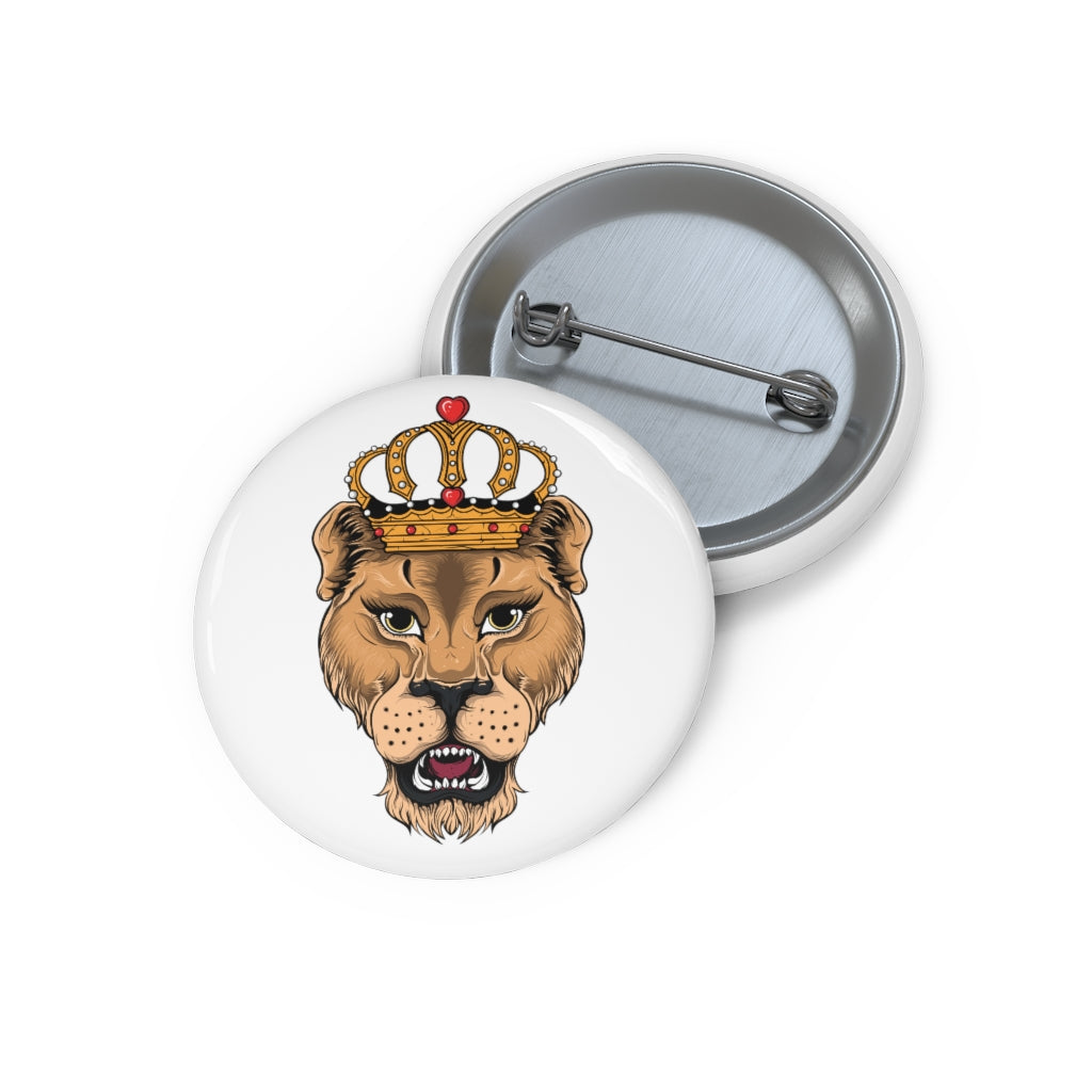 Lioness custom Pin Buttons