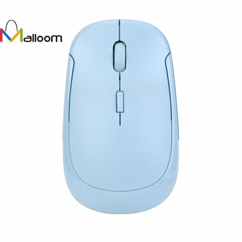 Malloom PC Accessories Game Mouse 2.4GHz Mice Optical Mouse Cordless USB Receiver PC Computer Wireless For Laptop