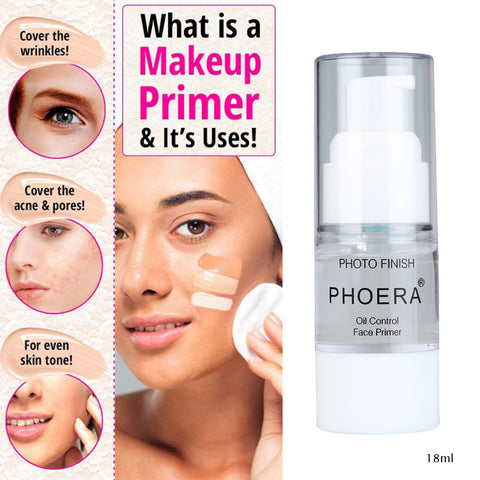 1PC PHOERA Isolated Moisturizing Makeup Base Face Makeup Primer