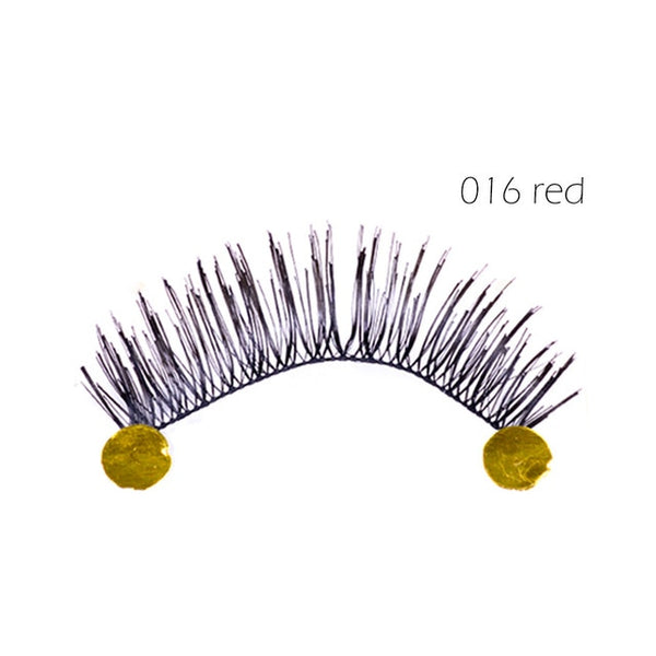 10 Pairs/Set Natural Long False Eyelashes Thick Cross Makeup Beauty Fake Eyelashes Cilios Fake Eye Lashes Extension Tools SA504