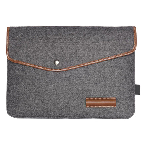 Table Cover Bag Notebook Liner Sleeve Universal Anti Scratch Computer Accessories Laptop Liner Bag Woolen Felt 13 Inch Pouch
