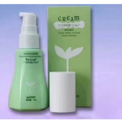 Plant Essence Fresh And Healthy Isolated Green  Effect Essence Face Skin Care Isolation Nude Makeup Whitening