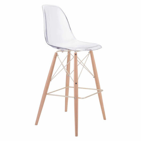Zuo Shadow Bar Chair
