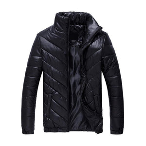 New Winter Jacket Men Coats Ultralight Wadded Fashion Outerwear Mens Casual Down Cotton Outdoors Jacket
