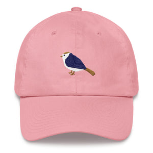Blue Bird Dad hat