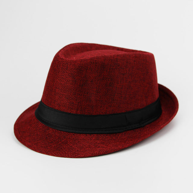 2e2a8113953 ... Spring and Summer Hats with the Classic Ribbon Fedoras Version 2018 ...
