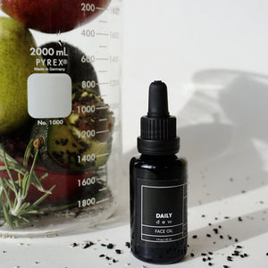 Daily Dew Face Oil | Essential Formula