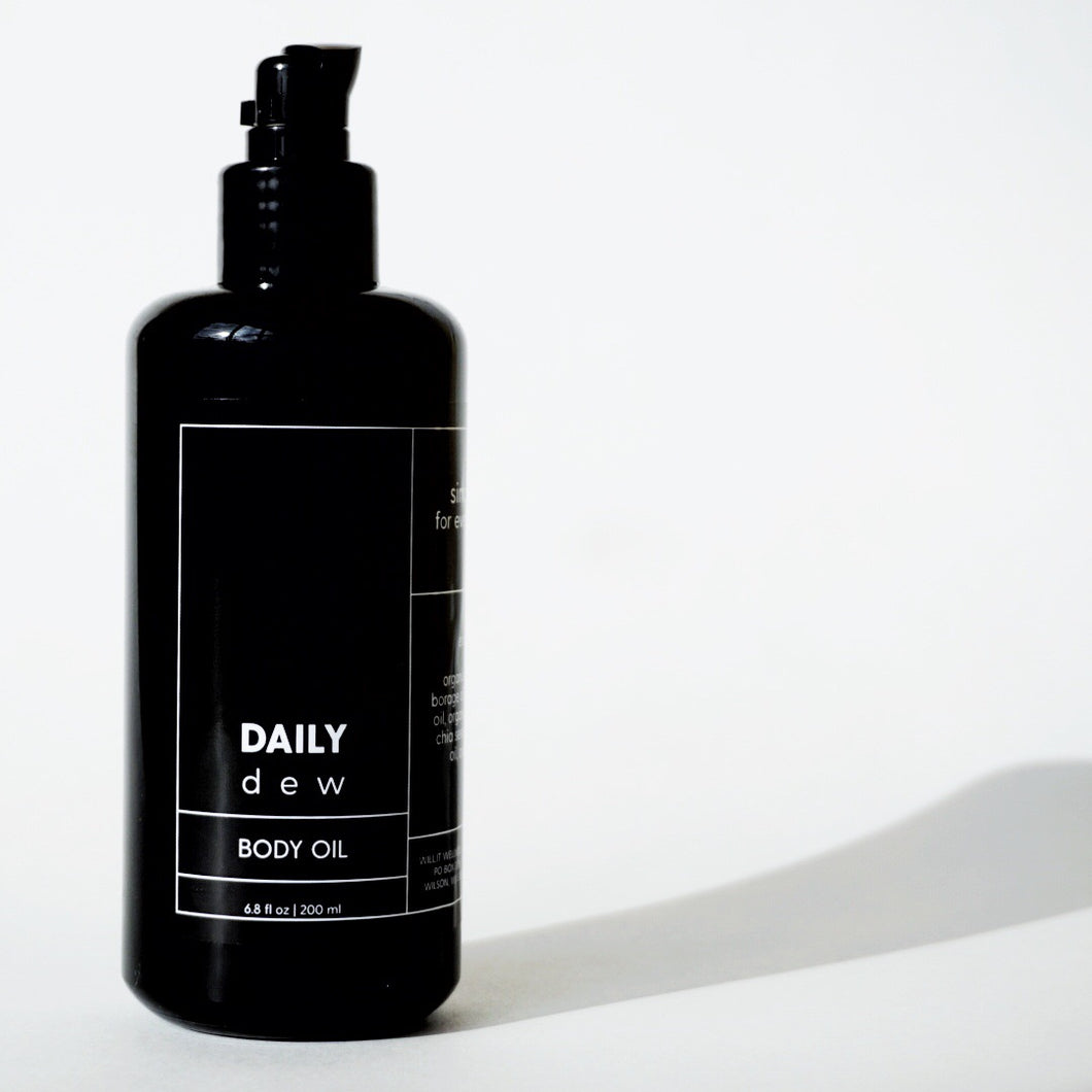 Daily Dew Body Oil | Essential Formula