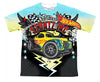 HOT WHEELS BONE SHAKER KIDS TEE