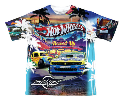 HOT WHEELS RETRO KIDS TEE
