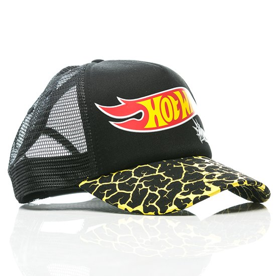HOT WHEELS ROCK ON CAP