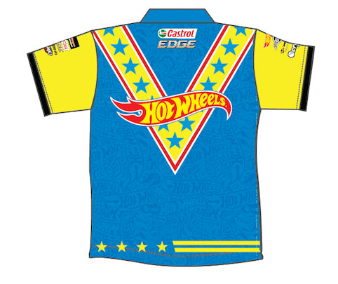 HOT WHEELS STUNT TEAM KIDS POLO