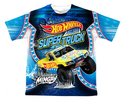 HOT WHEELS SUPER TRUCK TEE