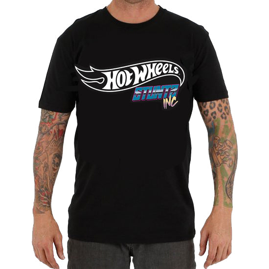 HOT WHEELS /STUNTZINC RETRO TEE
