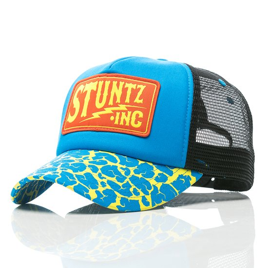 STUNTZ INC PATCH CAP