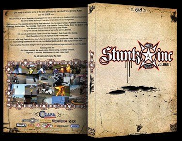 STUNTZ INC DVD VOLUME:1