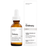 The Ordinary Caffeine Solution 5% + EGCG 30ml咖啡因眼部精华淡化黑眼圈抗浮肿