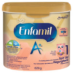 Enfamil A+ for frequent Spit Up, Baby Formula, Powder 629g 美赞臣一段 用于减少频繁吐