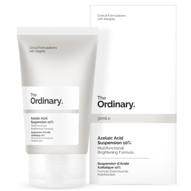 The Ordinary Azelaic Acid Suspension 10% 30ml 杜鹃花酸