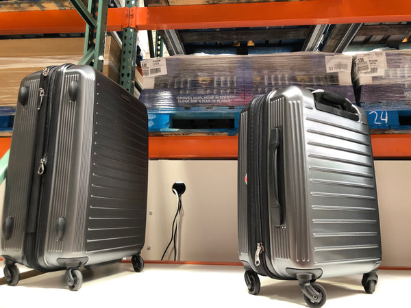 Samsonite Twill 2 piece luggage set 26 & 21.3 Inches 新秀丽行李箱