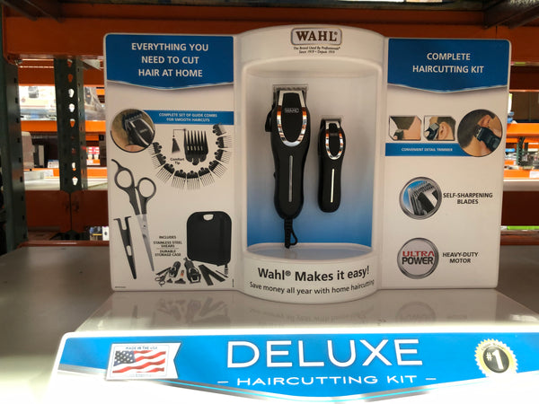 Wahl Deluxe Haircutting Kit 22pieces 豪华理发套装22件