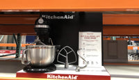 KitchenAid Stand Mixer 590 Watts Motor 立式搅拌机590瓦