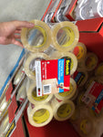 3M Packing Tape 880M Pack of 8 3M包装胶带880M每包8个
