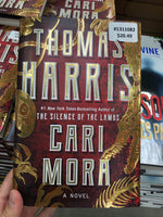 Thomas Harris Cari Mora 托马斯哈里斯卡里莫拉