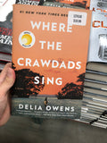 Where The Crawdads Sing By Delia Owens 歌唱的小龙虾